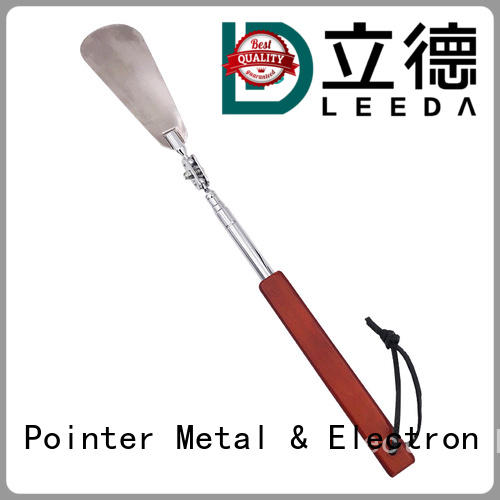 metal shoe horn long for daily life Bangda Telescopic Pole