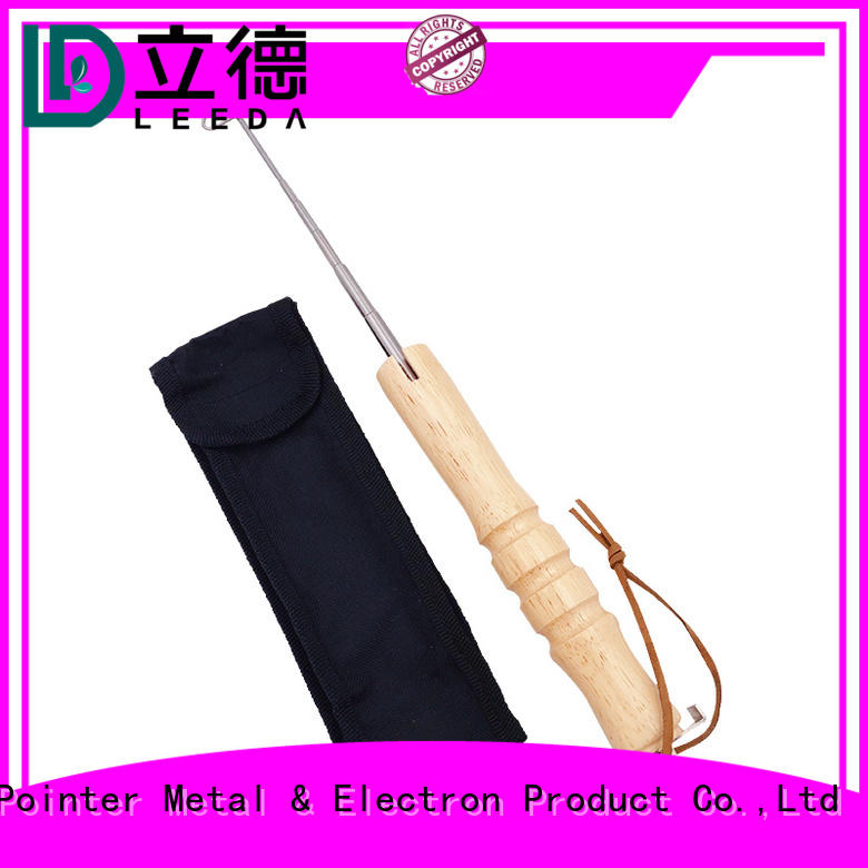 Bangda Telescopic Pole barbecue metal barbecue skewers on sale for barbecue