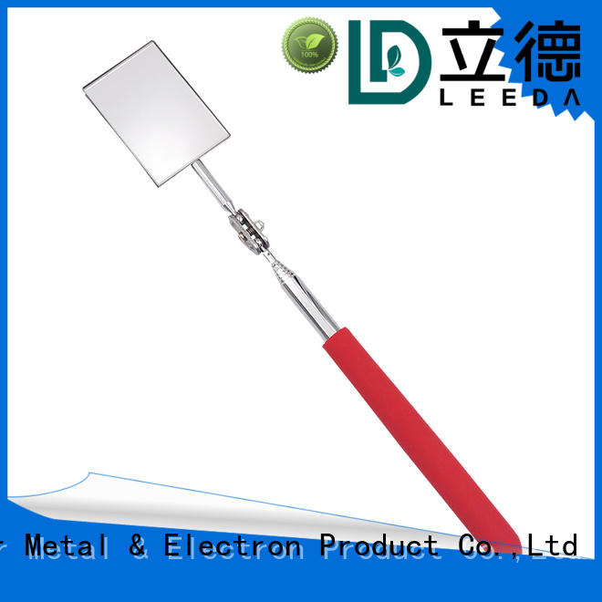 telescoping inspection mirror wit for car repair Bangda Telescopic Pole