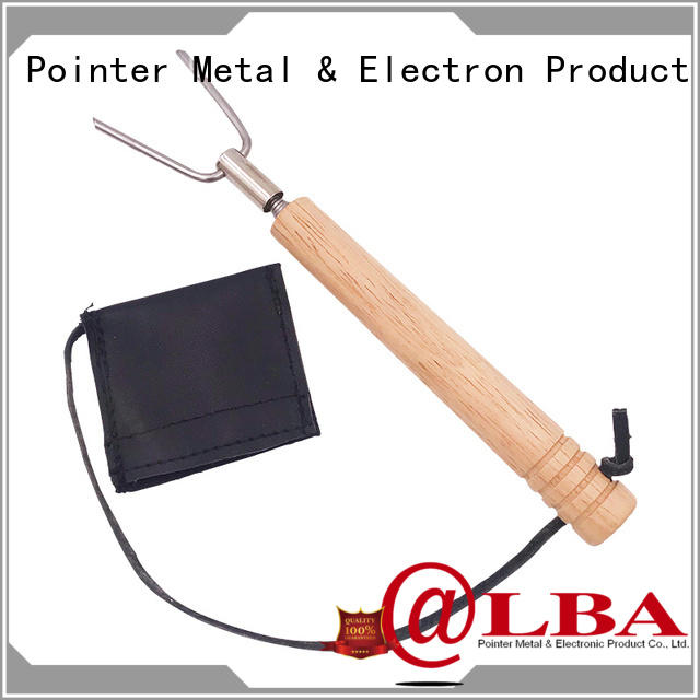 Bangda Telescopic Pole good quality barbecue skewers stainless steel online for picnic