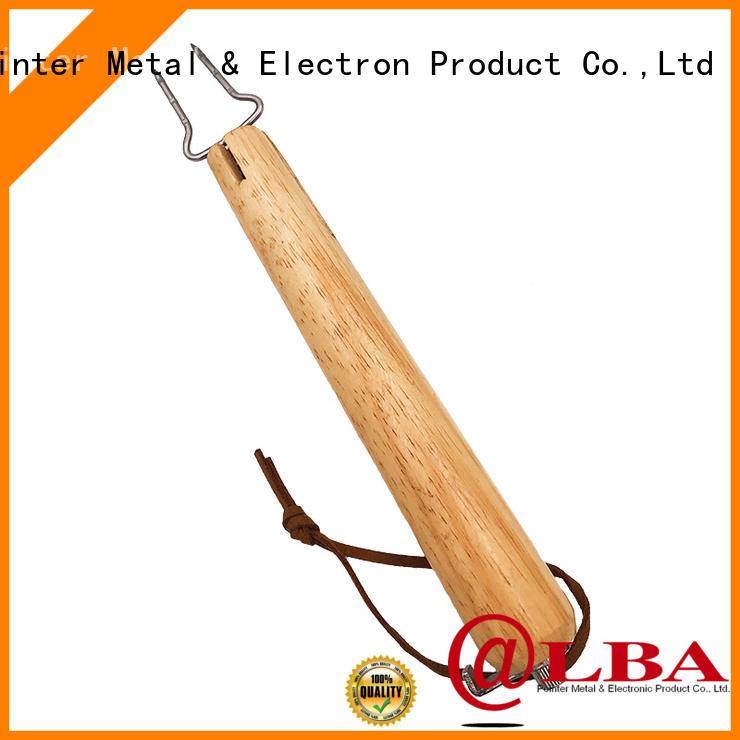Bangda Telescopic Pole extendable kebab skewers metal on sale for BBQ