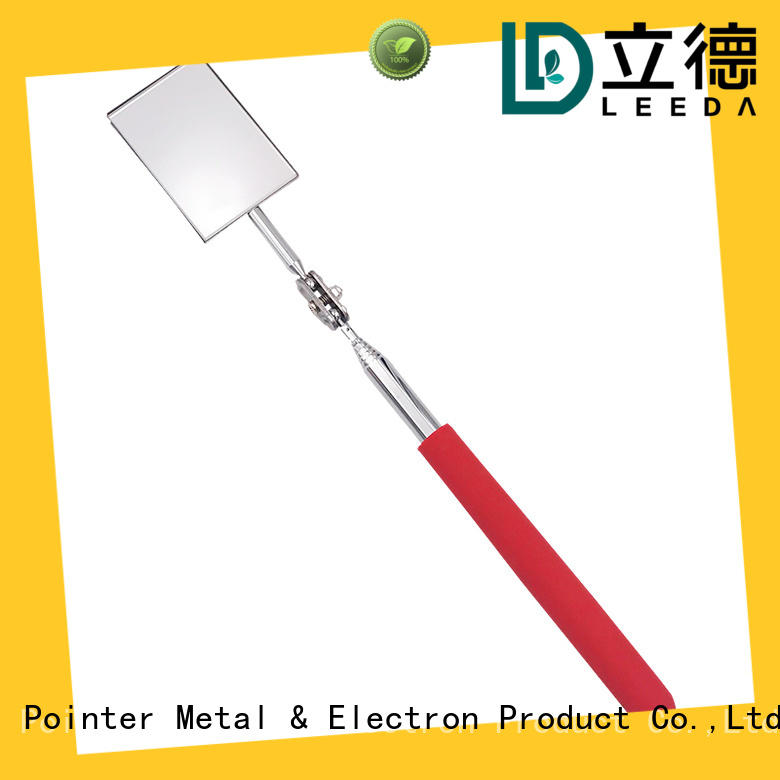Bangda Telescopic Pole good quality large inspection mirror on sale for car repair