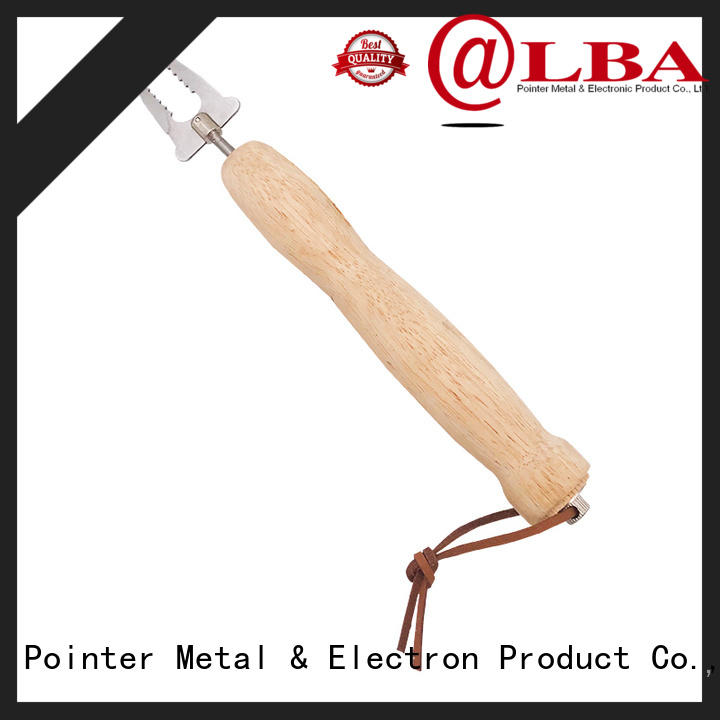 Bangda Telescopic Pole secure barbecue stick promotion for outdoor party