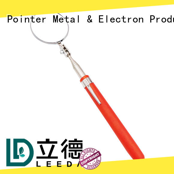 Bangda Telescopic Pole mini small inspection mirror on sale for workshop