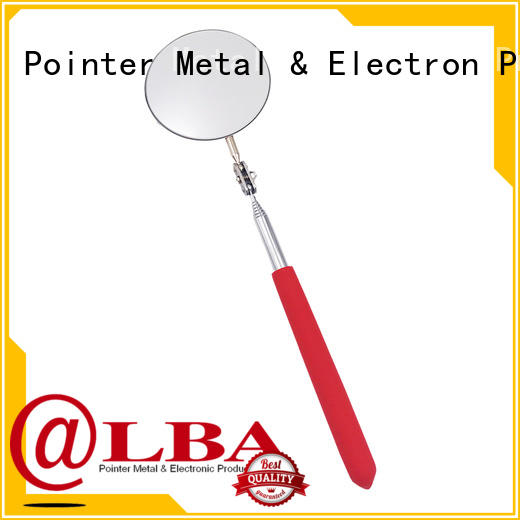 Bangda Telescopic Pole professional vehicle search mirror online for vehicle checking