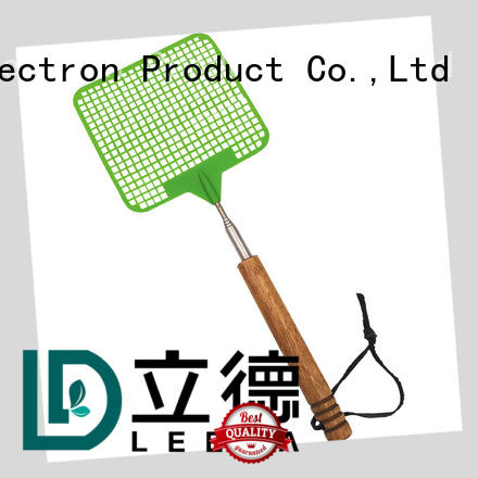 utility extendable fly swatter stainless wholesale for household