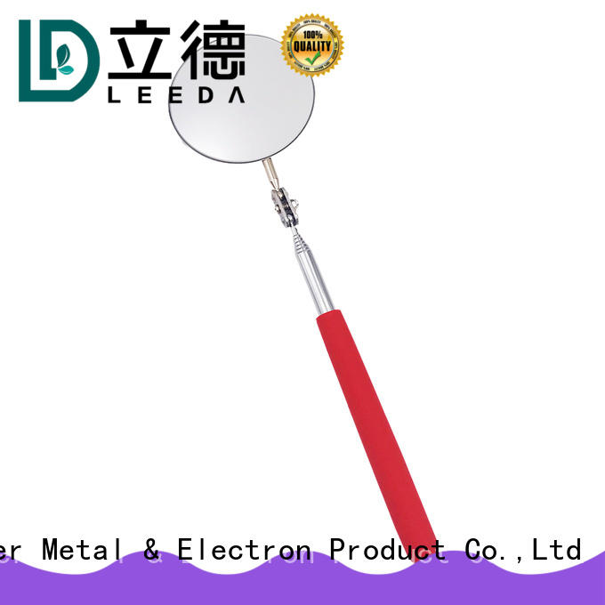 Bangda Telescopic Pole magnetic telescopic inspection mirror from China for workplace