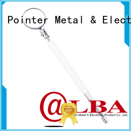 Bangda Telescopic Pole pvc vehicle search mirror from China for car repair