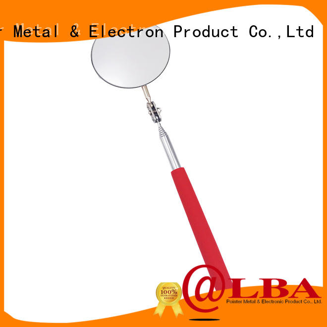 professional vehicle inspection mirror telescoping on sale for car repair