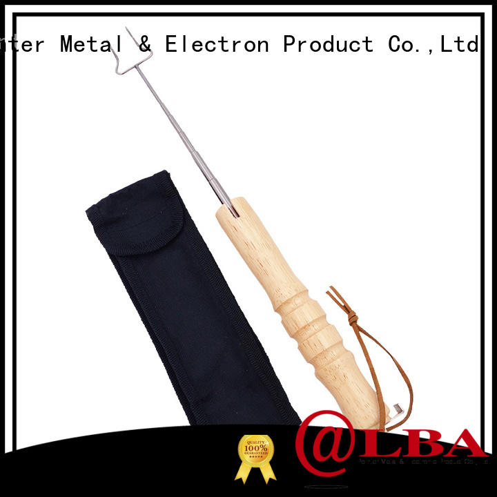 Bangda Telescopic Pole sticks steel skewers online for barbecue