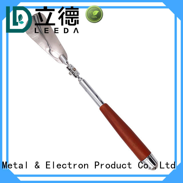 portable extra long shoe horn stainless steel long wholesale for home
