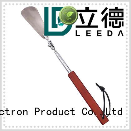 Bangda Telescopic Pole portable long metal shoe horn wholesale for home