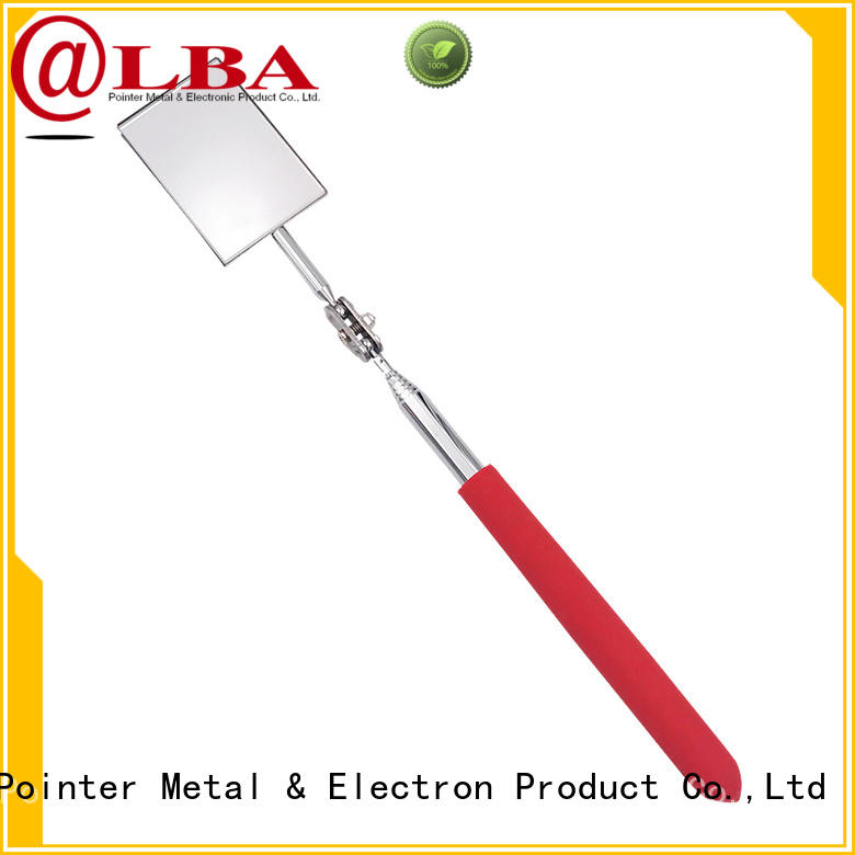 Bangda Telescopic Pole stainless vehicle checking mirror from China for vehicle checking