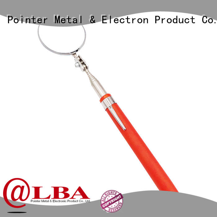 pvc telescoping inspection mirror telescoping for workshop Bangda Telescopic Pole