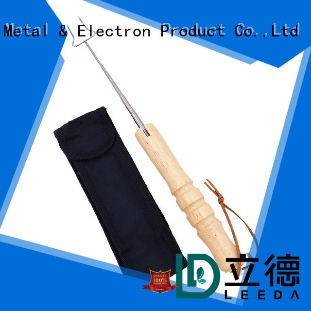 Bangda Telescopic Pole customized bbq fork on sale for picnic