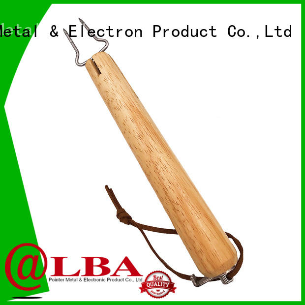 Bangda Telescopic Pole customized stainless steel skewers supplier for BBQ