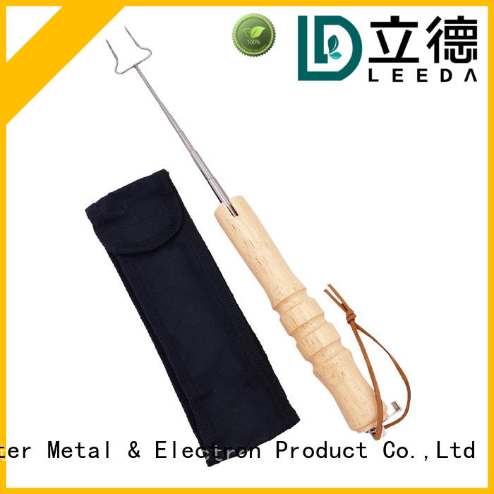 Bangda Telescopic Pole tool bbq fork supplier for outdoor party