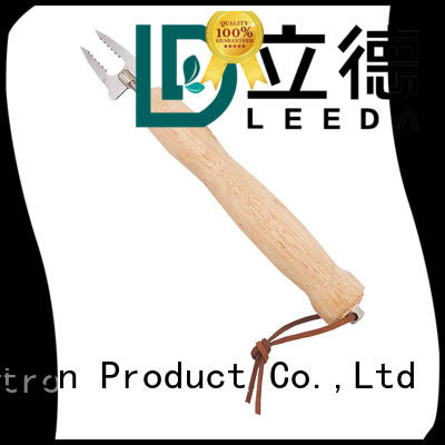 Bangda Telescopic Pole handle bbq skewers stainless steel promotion for BBQ