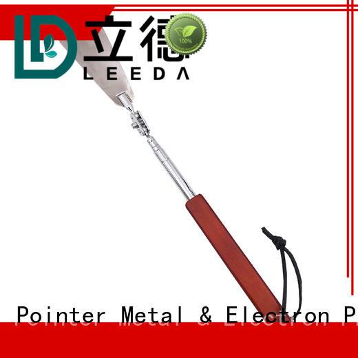 Bangda Telescopic Pole durable long metal shoe horn wholesale for home