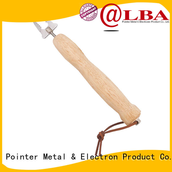 Bangda Telescopic Pole steel stainless steel skewers promotion for BBQ
