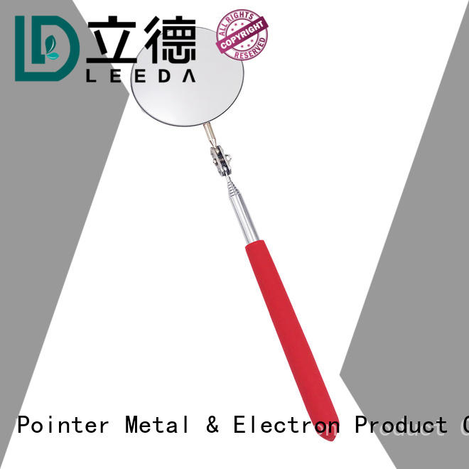 Bangda Telescopic Pole professional inspection mirror from China for workplace