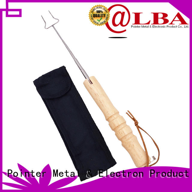 Bangda Telescopic Pole b11085 steel skewers supplier for picnic