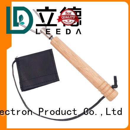 good quality barbecue fork wooden online for outdoor party