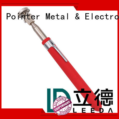 customized extendable magnetic pick up tool pvc directly price for household
