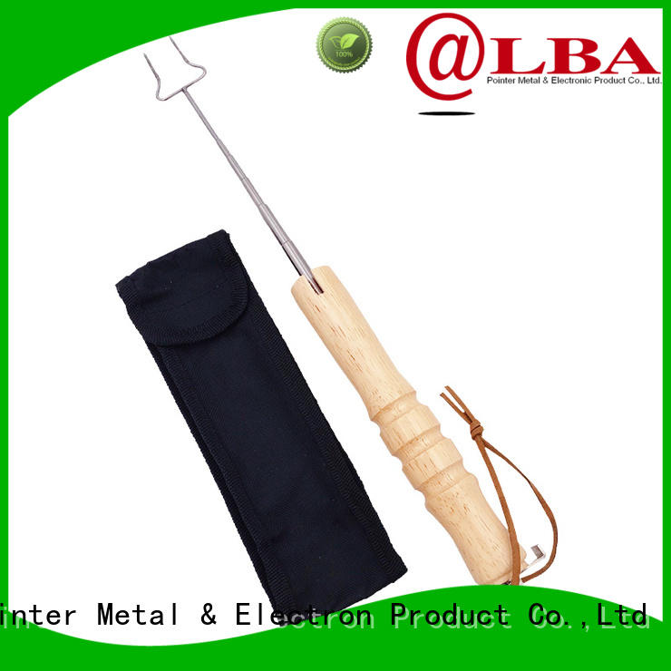 Bangda Telescopic Pole customized sticks bbq supplier for outdoor party