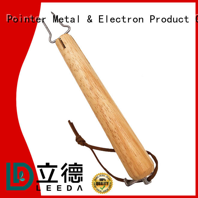 Bangda Telescopic Pole secure steel skewers promotion for BBQ