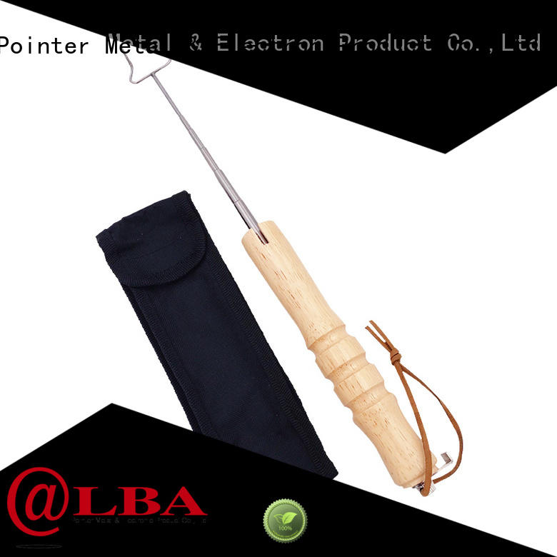 Bangda Telescopic Pole secure metal kabob skewers supplier for BBQ