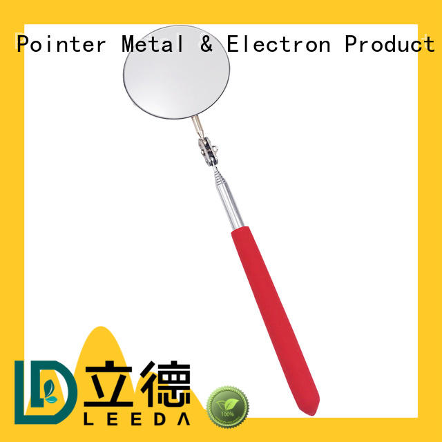 Bangda Telescopic Pole good quality large inspection mirror online for workshop