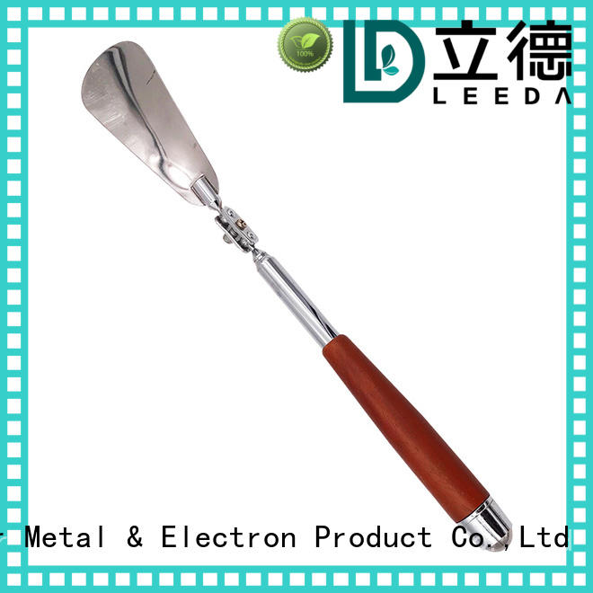Bangda Telescopic Pole customized extra long shoe horn factory price for household
