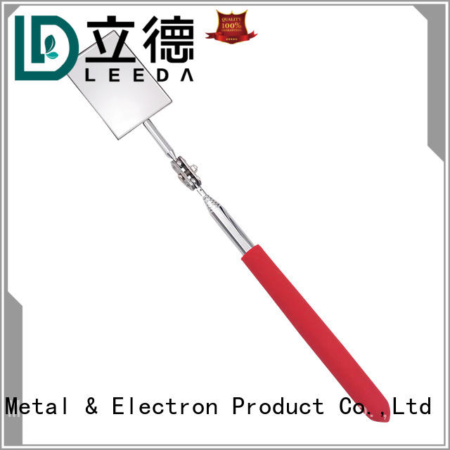 Bangda Telescopic Pole good quality vehicle checking mirror magnetic for vehicle checking