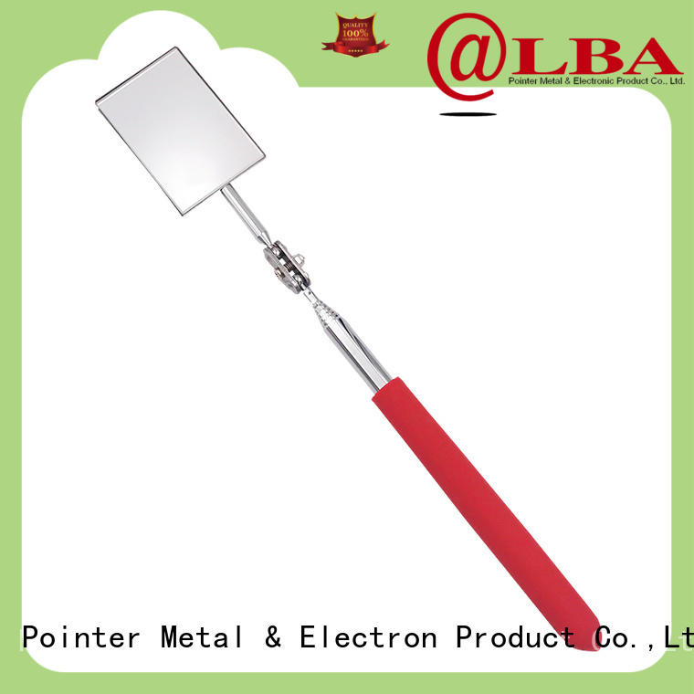 Bangda Telescopic Pole pvc telescoping mirror from China for workplace