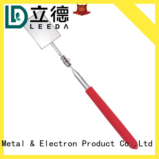 Bangda Telescopic Pole pick telescopic inspection mirror from China for workshop