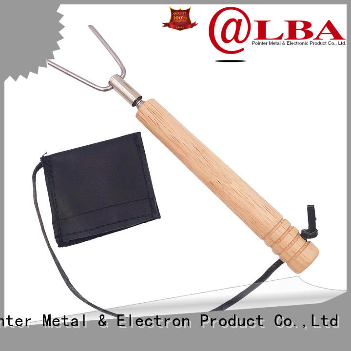 Bangda Telescopic Pole stainless barbecue stick on sale for outdoor party
