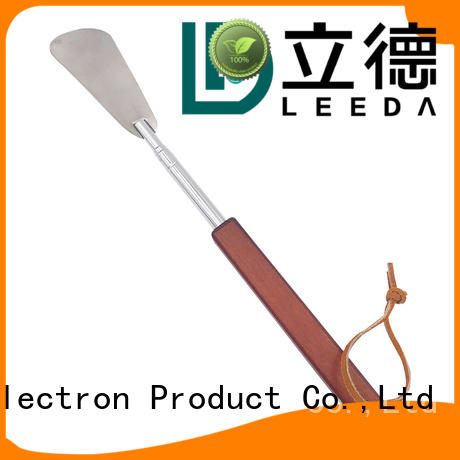 Bangda Telescopic Pole rope long handled metal shoe horn manufacturer for daily life