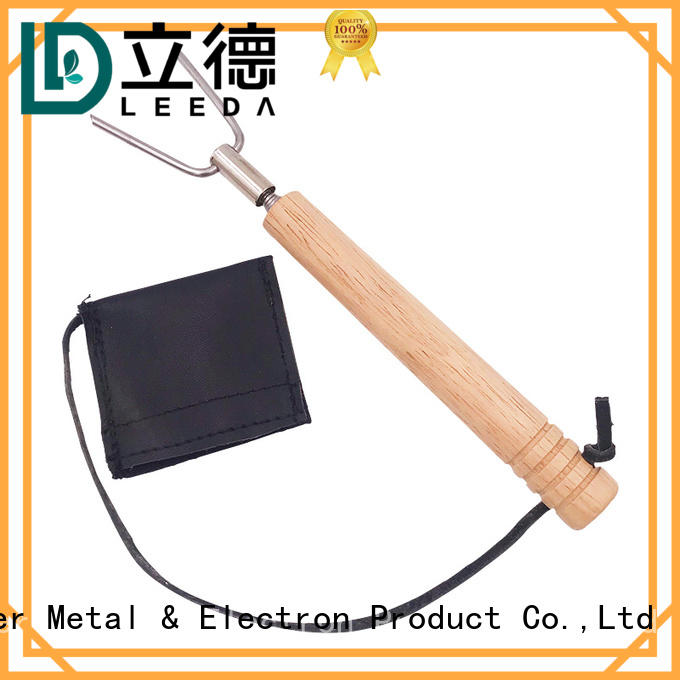 Bangda Telescopic Pole good quality barbecue fork promotion for outdoor party