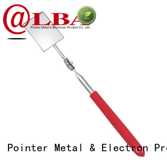Bangda Telescopic Pole good quality vehicle inspection mirror online for car repair