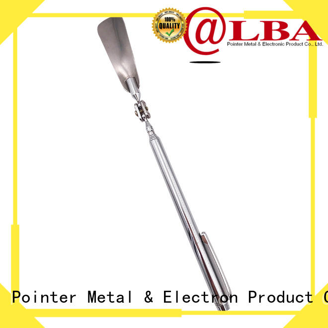 Bangda Telescopic Pole massage extended handle shoe horn manufacturer for household