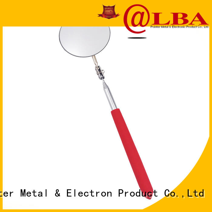 Bangda Telescopic Pole stainless telescopic inspection mirror online for car repair