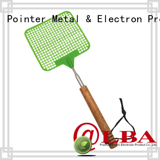 Bangda Telescopic Pole practical mosquito swatter fly for market