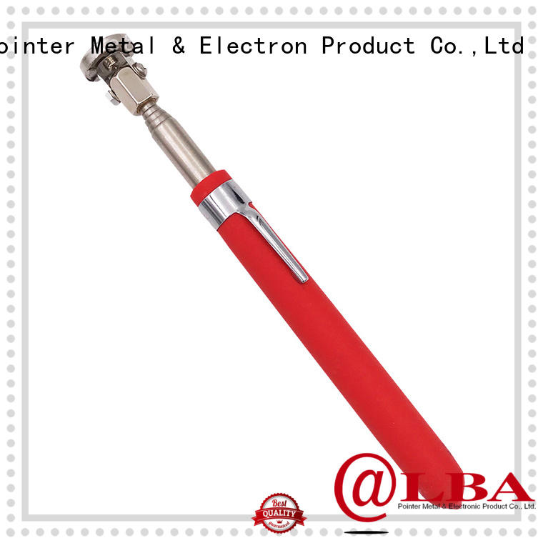 Bangda Telescopic Pole rotatable flexible magnetic pick up tool wholesale for workplace