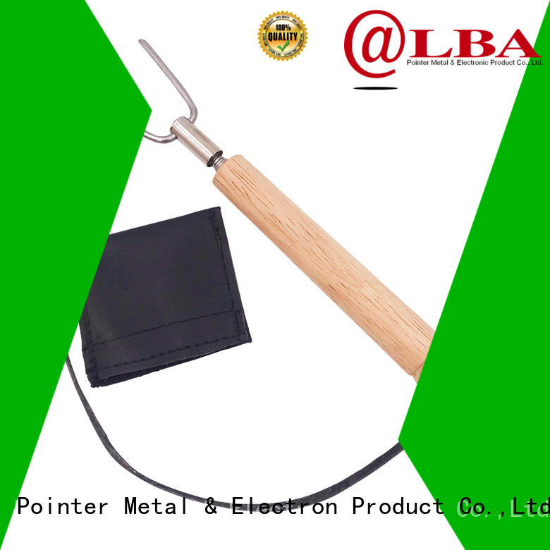Bangda Telescopic Pole durable metal bbq skewers promotion for picnic