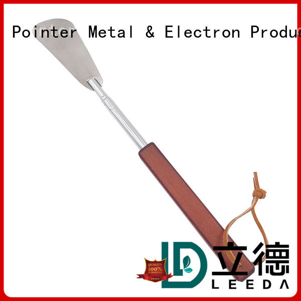 Bangda Telescopic Pole massage steel shoe horn manufacturer for daily life