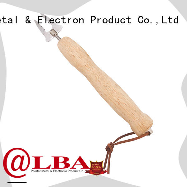 Bangda Telescopic Pole fork barbecue skewers stainless steel on sale for outdoor party