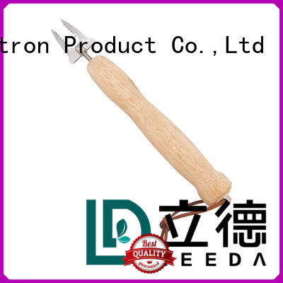 Bangda Telescopic Pole wooden metal kabob skewers online for BBQ