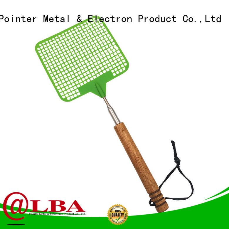 Bangda Telescopic Pole fly extendable fly swatter directly price for home