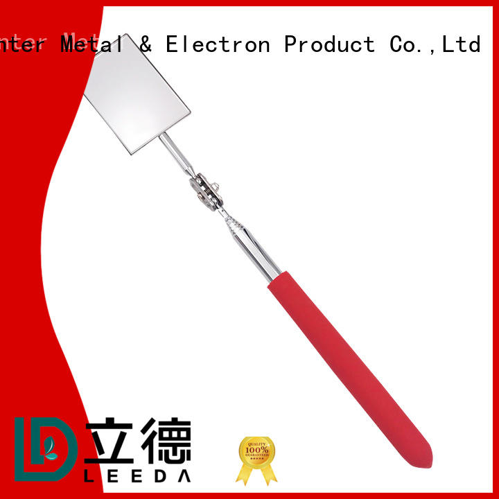 Bangda Telescopic Pole durable vehicle search mirror on sale for car repair